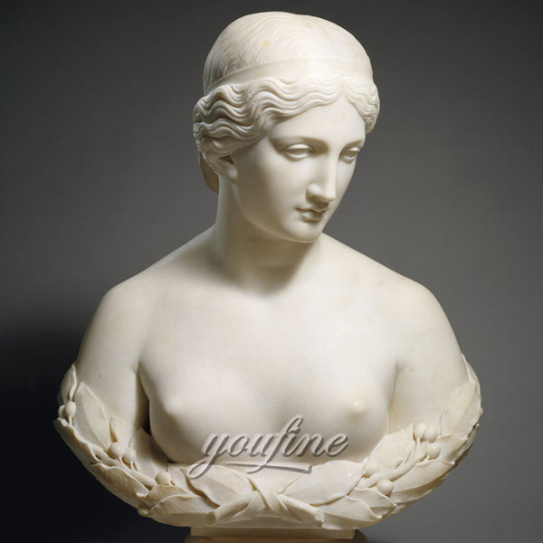 Famous bust marble carving sculptures of harriet hosmer ...