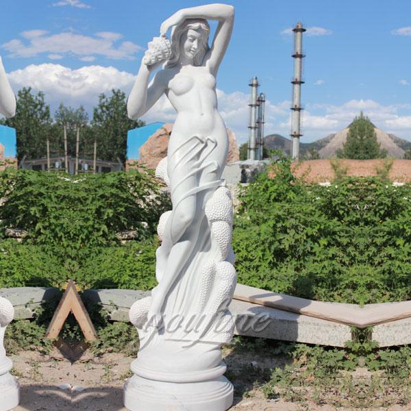 ferdinando vichi sea nymph sculpture