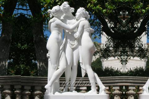 The three grace Antonio Canova