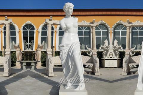venus de milo/ Aphrodite of Milo