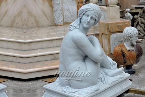 Odalisque sculpture
