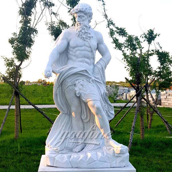 sculptusculptures of Neptune Poseidonres of Neptune Poseidon